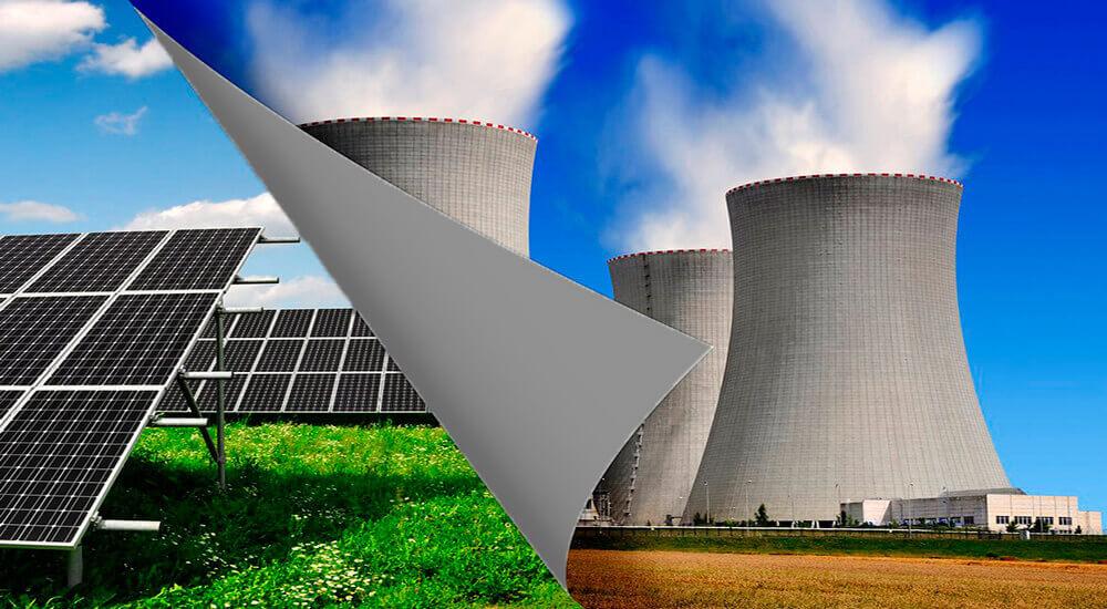 solar-nuclear
